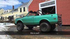 1972 Chevy k5 blazer (Cape Elizabeth) - Maine - classifieds - reachoo.com