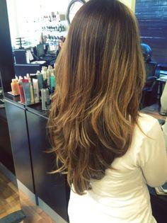 Flamboyage 2015. 15 najmodniejszych fryzur » Portal społecznościowy dla fryzjerów