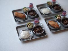 •• Yuka manzana Roh casa de palma blogs | 01 2014. Detale de un almuerzo escolar oriental