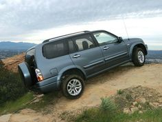 2004 Suzuki Grand Vitara - just turned 50K X-mas 2011