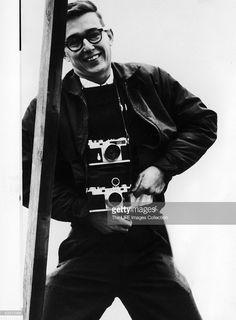 burk uzzle with his Nikon cameras