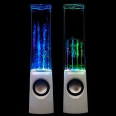 Water Dancing Speakers from Leading Edge Novelty