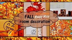New FALL DECOR video! Hope you will like it!