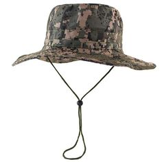 3fe0e04a2fb Waterproof UPF50 Camouflage Boonie Hat – Choice Camo Camouflage Colors