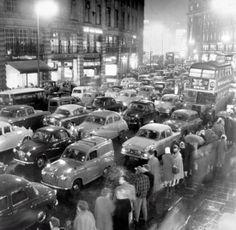 1960 : London Rail Strike