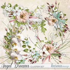 Free Digital Scrapbooking, Project 365, Vintage Ephemera, Journal Cards, Flourish, Word Art, Swirls, Graffiti, Floral Wreath