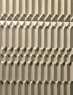 Trifaces Engineered Marble Three-dimensional Tiles. — Giovanni Barbieri
