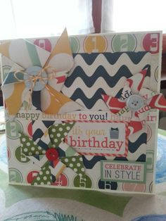 Card birtday