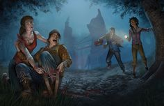 Hide the Teens or They'll Be 'Dead by Daylight'
