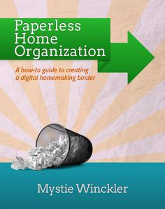 Paperless Home Organization » Simply Convivial - STEP BY STEP DIGITAL ORGANIZATION FOR THE HOME