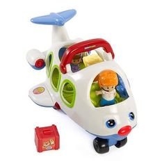 Fisher-Price® Little People Lil' Movers Airplane