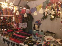 Altijd sfeervol en gezellig op de kerstmarkt in Wezup! Nepal