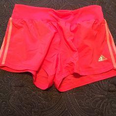 Adidas Climacool running shorts Adidas Climacool running shorts size M Adidas Shorts