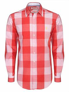 Surtees check long sleeve shirt  #houseoffraser