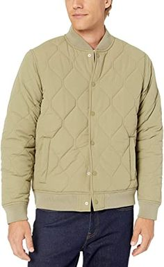 Brand Goodthreads Mens Quilted Vest