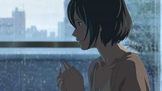"Rainy Day: ""Kotonoha No Niwa"": Rewatching Garden of Words was a perfect day for this movie. Anime Disney, The Garden Of Words, Makoto, Ugly To Pretty, Kimi No Na Wa, Girl Memes, Aesthetic Gif, Anime Scenery, Studio Ghibli"