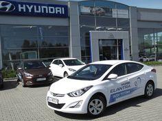 Hyundai Elantra z przebiegiem 230km na sprzedaż! Pojazd dostępny w wersji Classic+ z silnikiem 1.6MPI o mocy 132 kM oraz 4 letnią gwarancją producenta! Cena brutto - 59,990 zł  Zapraszamy na http://dex-pol.hyundai.pl/Auto/Samochod_dealera/2625/
