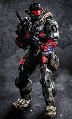 OC Spartan belongs to , also as . Halo Reach Armor, Halo Spartan Armor, Halo Armor, Robot Concept Art, Armor Concept, Halo Cosplay, Skyrim Cosplay, Anime Cosplay, Halo Master Chief