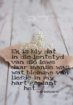 Blomme Afrikaanse Quotes, Goeie Nag, Goeie More, Christian Quotes, Be Yourself Quotes, Qoutes, Faith, Blessings, Random Stuff