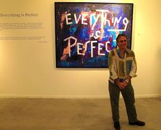 Artist Diego Jacobson's Everything Is Perfect Opens at LMNT - Cultist