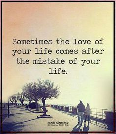 Sometimes.. although, mistakes are only lessons learned :)