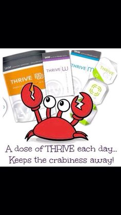 You can get your Thrive for FREE! How much better can it get?! Feel great every day and not even have to pay for it at ThriveSense.Le-Vel.com