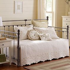 Window & Home Decor, Bedding, Clothing & Accessories Garden Day Bed, Daybed Room, Daybed Covers, Discount Bedding, Comforter Sets, Comforters, Shabby Chic, Bedroom Decor, House