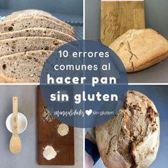 Pizza Sin Gluten, Gluten Free Recipes, Healthy Recipes, Healthy Food, Sans Gluten, Bread, Cheese, Cooking, Youtube