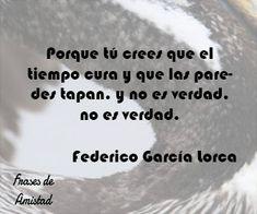 Frases de amor de garcia lorca de Federico García Lorca