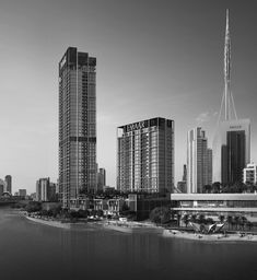 Located on northern tip of the Dubai Creek Harbour island,creek edge provides unobstructed view of Dubai Creek.