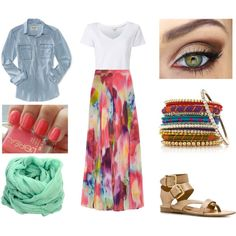 Spring 2013 by rachelwolman on Polyvore