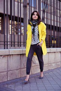 outfit inspiratie met de kleur geel 5 by fashionisapartycom, via Flickr