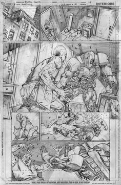 Deathstroke 8_ page 11 by pansica on DeviantArt