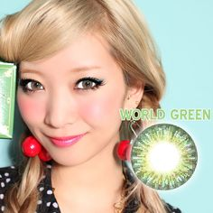 GEO Tri-Color World Series Circle Lens from EyeCandy's 100% authentic from Korea Prescription (grade/degree/power) available Free Shipping to USA, Canada & Worldwide!  #circlelenses, #circlelens, #coloredcontacts, #colorcontacts, #colorlens, #gyaru, #ulzzang, #bigeyes, #koreanstyle, #eyes, #makeup, #makeup, #asian, #contacts, #contactlens, #eyecandys