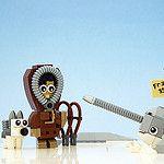 Free Eskimo Kisses! by Legohaulic