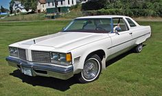 1976 Oldsmobile 98 2dr Maintenance/restoration of old/vintage vehicles: the material for new cogs/casters/gears/pads could be cast polyamide which I (Cast polyamide) can produce. My contact: tatjana.alic@windowslive.com