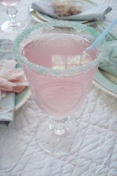 Lemonade with a little fancy