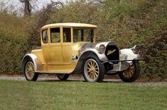 1918 Pierce-Arrow Model 48 Three-Passenger Coupe