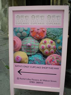 Cupcakes shop