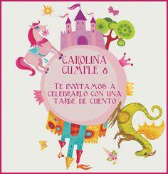 De Cuento-Celebra con estilo con las invitaciones y tarjetas virtuales de LaBelleCarte: www.LaBelleCarte.com
