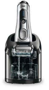 5 Action Clean & Charge Series 9 Cleaning Station  Read Our Reviews for Braun Products @ www.topshaves.com