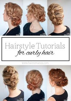 The top 15 hairstyle tutorials of 2015 | Hair Romance | Bloglovin'