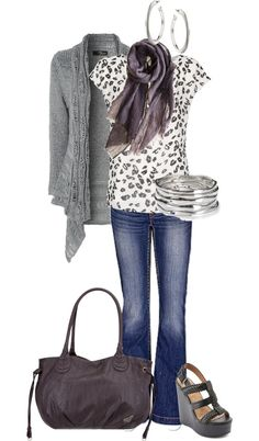 """#35"" by numinadea on Polyvore Looooooove this top, could you tell? ;)"
