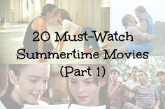 Bored on summer break? We have summer movie marathon ideas perfect to watch over summer vacation.