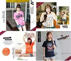Áo thun nữ, áo phông nữ đẹp, thời trang, giá rẻ! http://www.123mua.vn/u207/ao-thun-nu.html