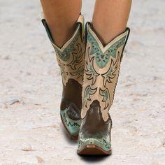 Cow girl boots lambas