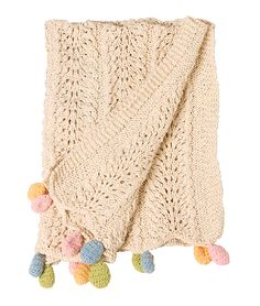 Gorgeous baby blanket via Jordan Ferney on Babble, $55