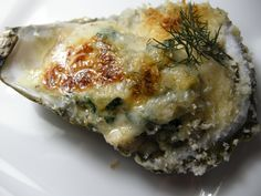 Oysters Rockefeller On The Grill