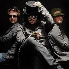 Seether - Shaun, Dale, John