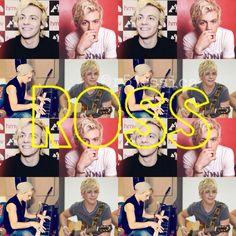 Ross sooooooooooooooooo cute